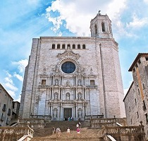 Girona private walking tour